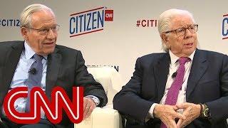 Woodward & Bernstein compare covering Trump to Nixon | CITIZEN by CNN