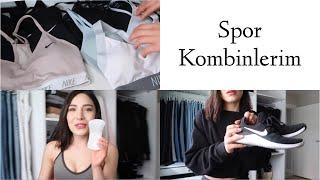#Vlog'8 | Spor Kıyafetlerim , Minik Bir Tüyo