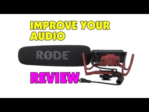 RØDE VideoMic Rycote (Videografia)