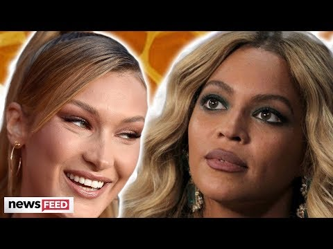 """Bella Hadid DRAGGED For Being Named """"Most Beautiful Woman In The World"""" Over Beyoncé"""