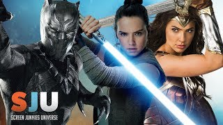 Black Panther, Star Wars, Justice League: Everything We Missed In The Last 3 Weeks!