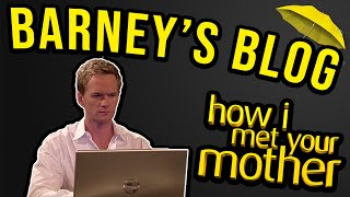 Every Blog - How I Met Your Mother