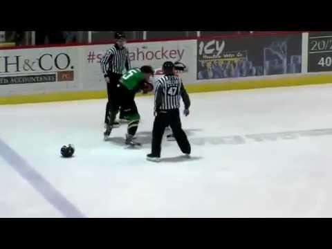 Matt Staples vs. Dalton Yorke