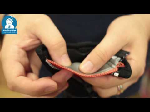 Waterproof G1 Glove 3mm – www.simplyscuba.com