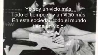 Charly García - Tu vicio (letra)