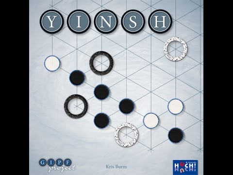 No Rules Review: Yinsh
