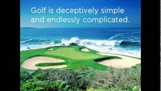 GOLF QUOTES VIDEO