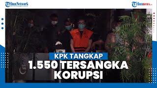 Tangkap 1.550 Tersangka Korupsi hingga April 2021, KPK: Jangan Sampai yang Kena OTT Saja yang Ramai