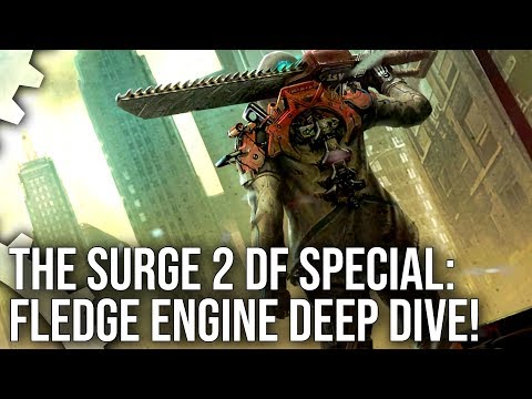 [Sponsored] The Surge 2: Behind The Scenes - The Evolution Of The Fledge Engine