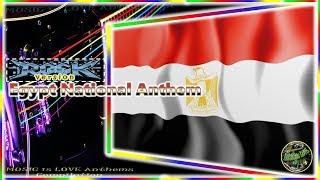 Egypt National Anthem بلادي بلادي بلادي  Rock Version by Amr Khaled, with lyrics