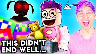 Can You Beat This Creepy ROBLOX GAME!? (DAYCARE)