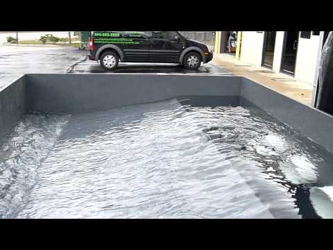 Download link youtube pump fed kc 30 at 8500 gph w zakki for Koi pond rotary drum filter