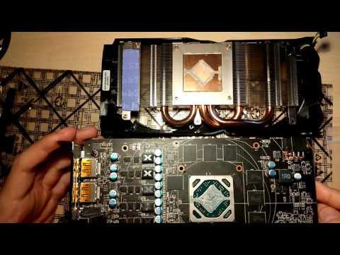 Grafikkartenkühlung optimieren , Wärmeleitpads und Paste tauschen und bis 8 Grad einsparen! - RX 470