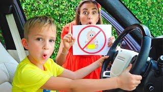 Vlad dan aturan sederhana untuk anak anak
