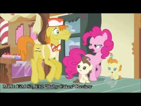 """MLP: FiM """"Baby Cakes"""" Episode Review"""
