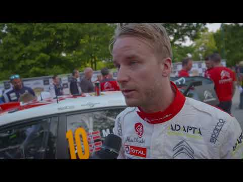 2018 ADAC Rallye Deutschland - Best of Friday