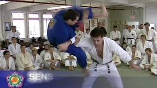 Quantum Jujitsu Demo With Sensei Jeremy Corbell