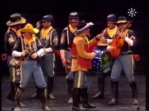 Chirigota El Séptimo de Caballería SEMIFINALES 'Completa' | Carnaval de Cádiz 1999