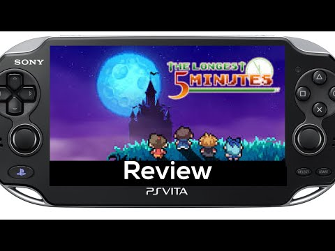 The Longest 5 Minutes PSVita Review