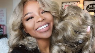 Quick & Easy Ash Blonde| ONE PRODUCT ONLY| 10 Minute Application Ft AliPearl