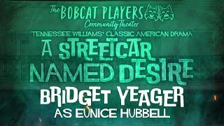 A Streetcar Named Desire: Meet the Cast!