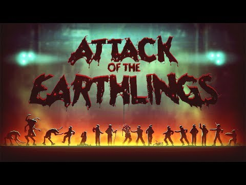 Attack of the Earthlings Reveal Trailer thumbnail