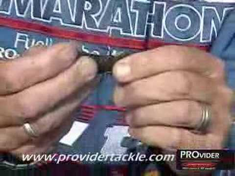 Provider Tackle: How to rig, tube fishing tips