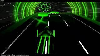 Prodigy vs Enya - Smack up the Orinoco Flow ReMiX (Audiosurf)