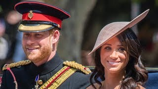 Meghan Markle and Prince Harry's First Year of Marriage