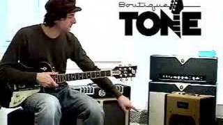 Duesenberg Guitar And Swart Atomic Space Tone- Boutique Tone