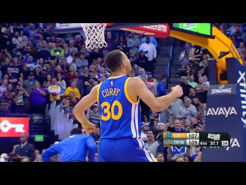 Stephen Curry Long Distance Highlights