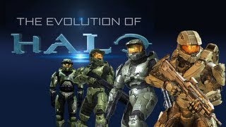 The Evolution of Halo - The Story of a Legend.