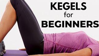 Kegels Exercises for Women - Complete BEGINNERS Guide