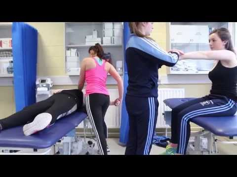 AL841 Athletic and Rehabilitation Therapy - Athlone Institute of Technology - AIT