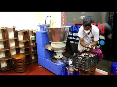 Coconut Oil Extraction Machine