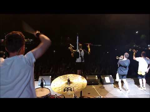 Fättes Blech live - Popmäx - Woodstock der Blasmusik 2017