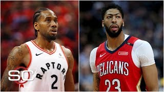 How Kawhi's decision could shape the Clippers and Lakers rosters | SportsCenter