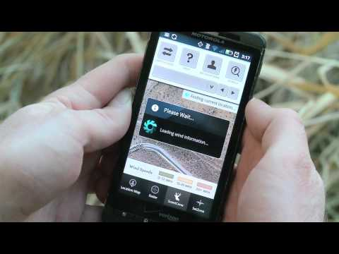 Video of ScoutLook® Hunting Weather