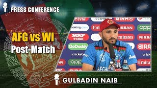 Fitness Is A Concern For Our Team - Gulbadin Naib