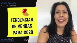 Tendências de vendas para 2020
