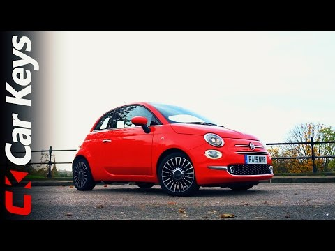Fiat 500 2015 review