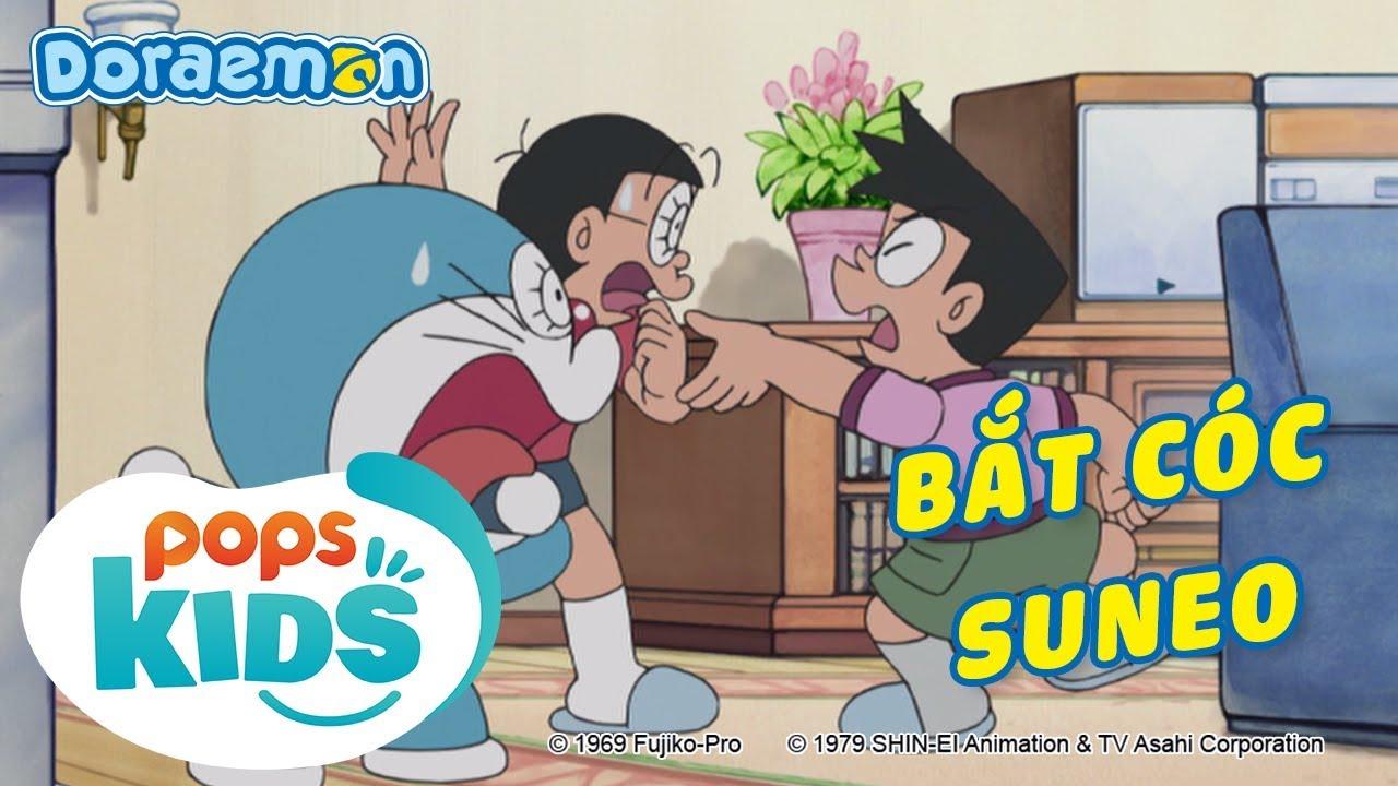 Doraemon SS7, Tập 329 - Bắt Cóc Suneo, Doraemon Từ Chức