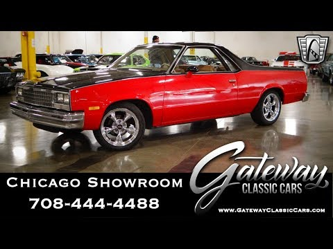 1985 Chevrolet El Camino (CC-1340849) for sale in O'Fallon, Illinois