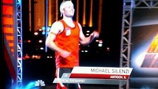 """Michael """"The Stallion"""" Silenzi, American Ninja Warrior 6"""