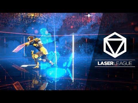 Laser League Accolades Trailer [PEGI] thumbnail