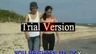 A Smile In Your Heart - Ariel Rivera (Videoke)