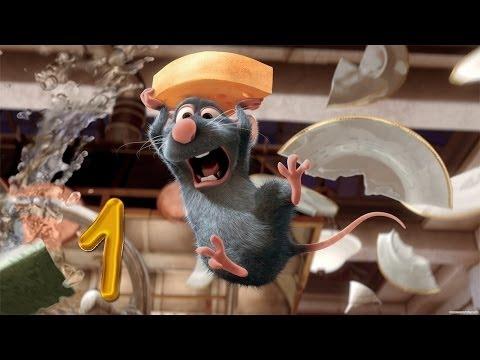 Прохождение Ratatouille [Часть #1-Обучение]