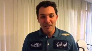Piloto da Stock Car convida internautas para GP Bahia