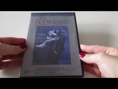Unboxing: Whitney Houston - The Bodyguard Movie DVD (2005)