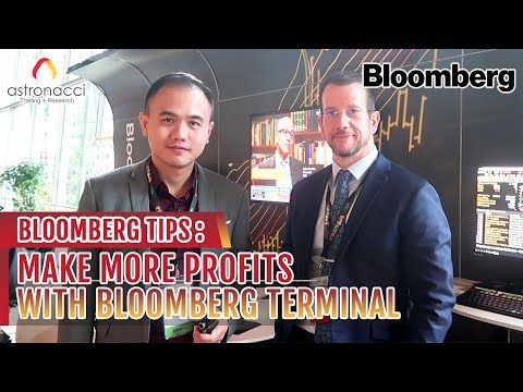 Bloomberg Tips: MAKE MORE PROFITS WITH BLOOMBERG TERMINAL